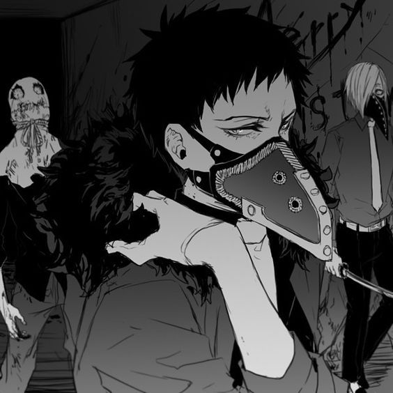 My Hero Academia x Reader (Français)~(Public averti)  - Kai Chisaki