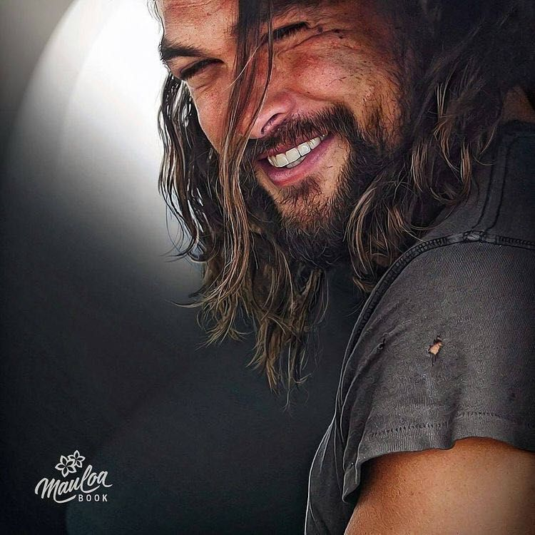 Jason Momoa Salary For Aquaman: Anthony• Book 2 ManxMan