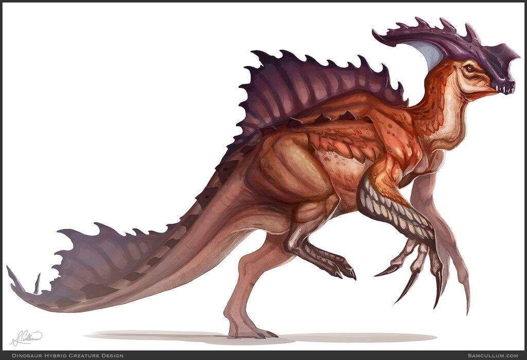 Return of the dinosaurs - Hybrid escape - Wattpad