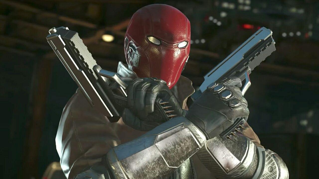 Crimson Hatred:RWBY Harem x Male Bullied Red Hood Reader - Red Hood