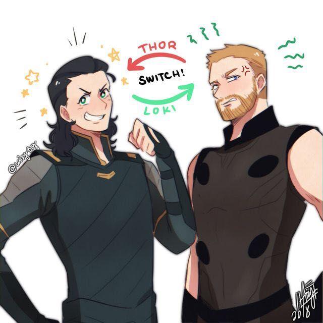 Thor x Loki 2 - Loki,   !!🌵🌵🌵 - Wattpad