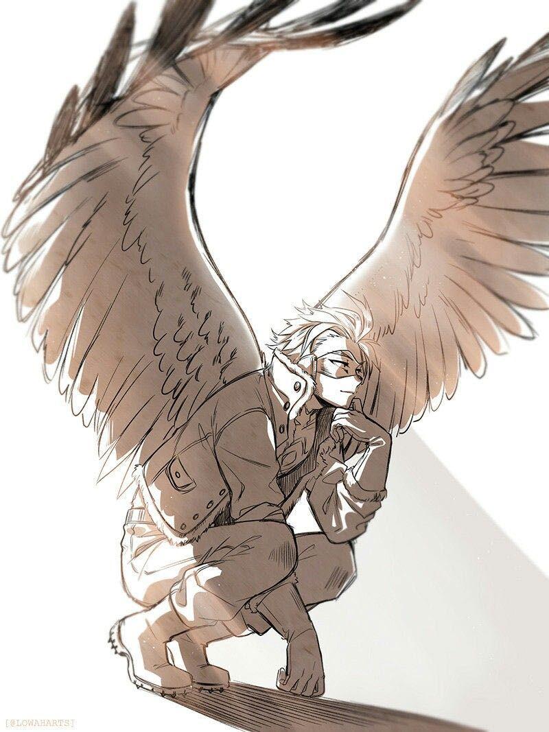 Boku no Hero Academia One Shots - Hawks x Reader - Wattpad