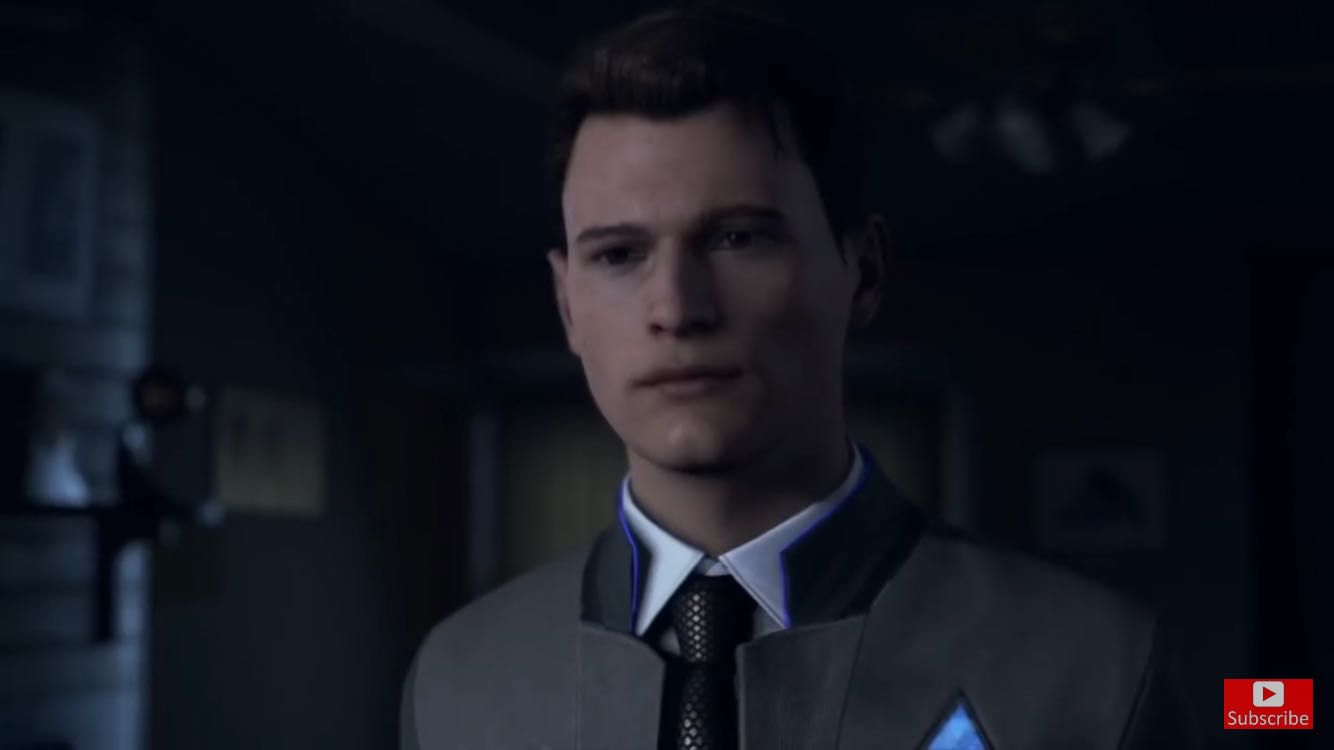 Connor x Reader one-shots !! / DETROIT:BECOME HUMAN - Jealousy