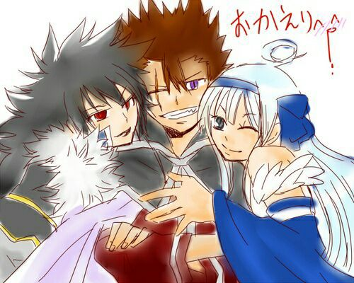 fairy tail worst ships w   pictures - midnight x cobra x angel