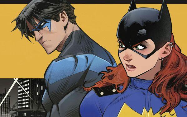DC Comics Imagines 2 *Editing* - Batgirl x Male Child Reader
