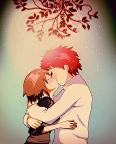 Anime One Shots Collections - Finding Love (Gaara x Matsuri