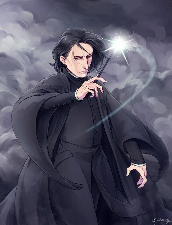 Severus Snape x Reader Story - Restart - Wattpad