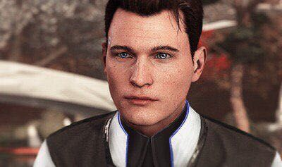 Detroit: Become Human ❈ x Reader | English - RK900 x Reader | It's