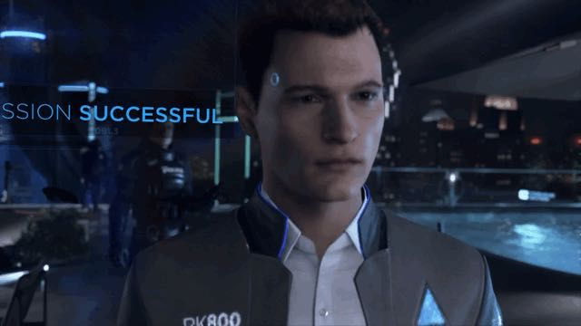 Detroit: Become Human Oneshots - Mission Successful | Connor x