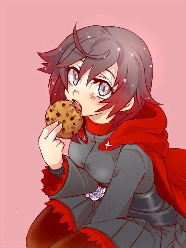 RWBY Girls x Reader One-Shots (DISCONTINUED TEMPORARILY) - Ruby x