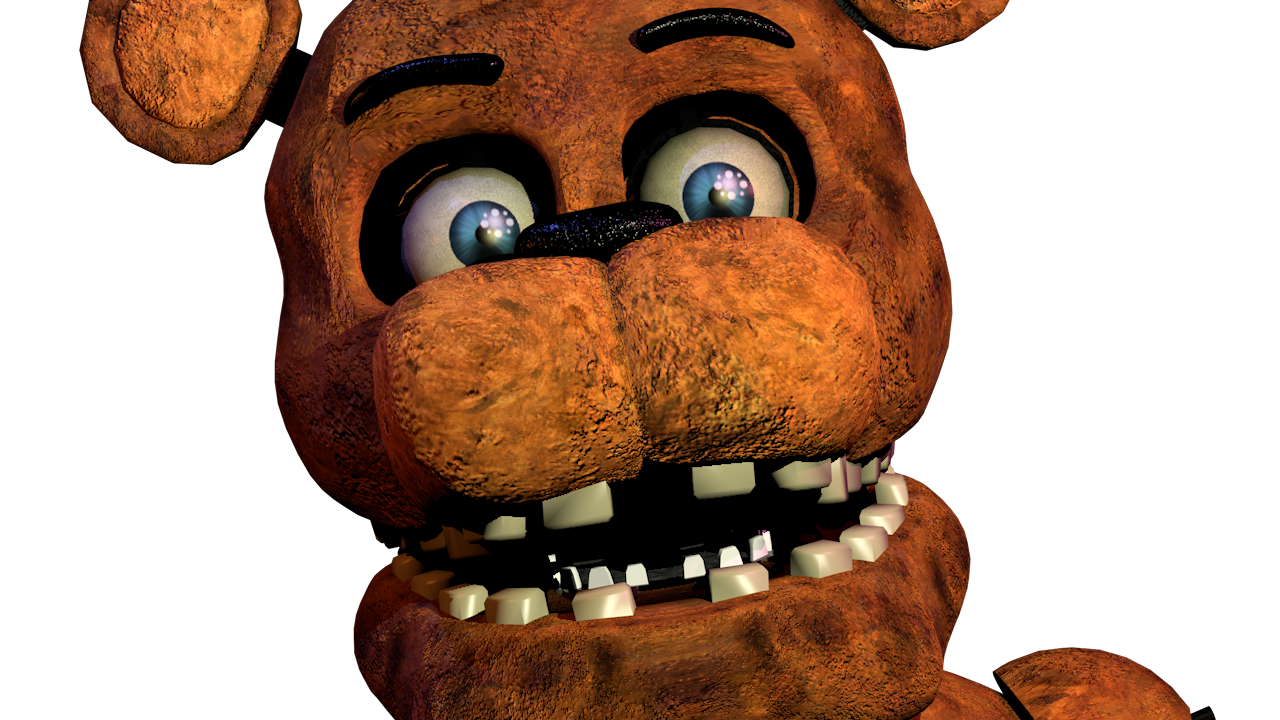 FNaF Characters 1-6 (No FNaF World) - Withered Freddy - Wattpad