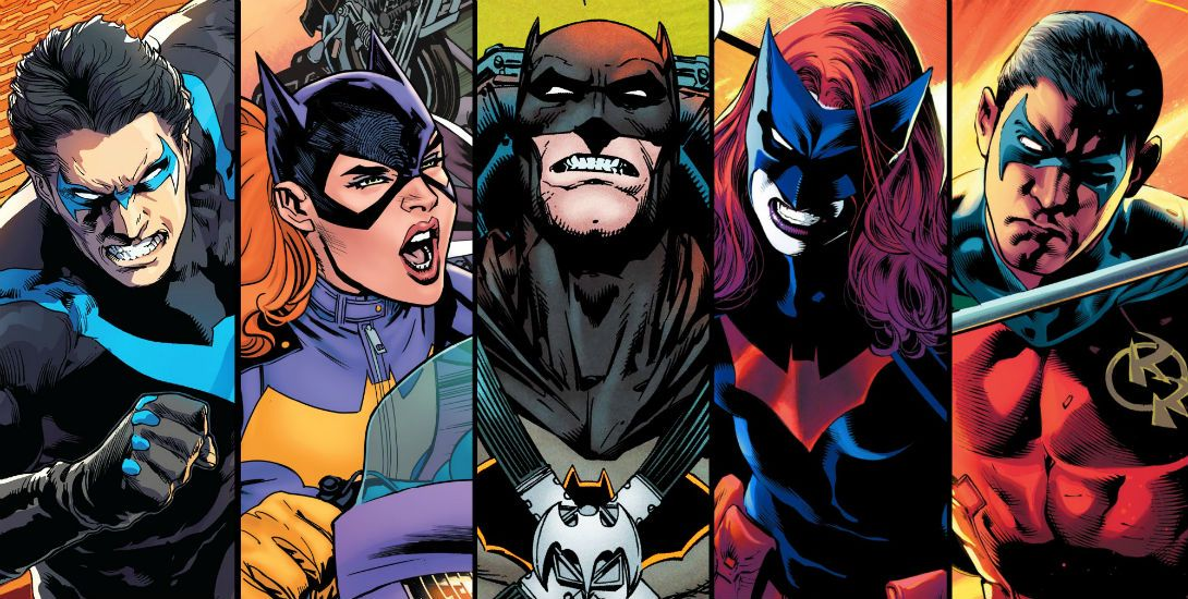 DC Comics Imagines 2 - Bat-Family x Sick Reader - Wattpad