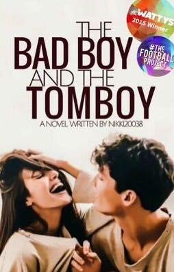 Best books on wattpad - #19 - THE BAD BOY AND THE TOM BOY - Wattpad