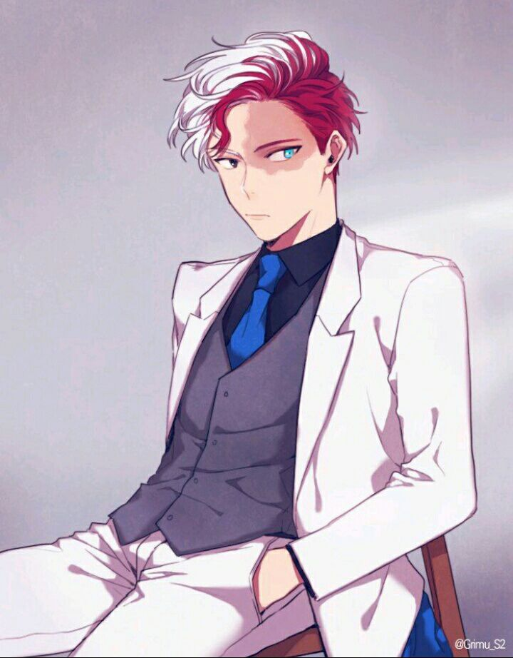 My Hero Academia Boys X Reader {OneShots} - Prince Shoto