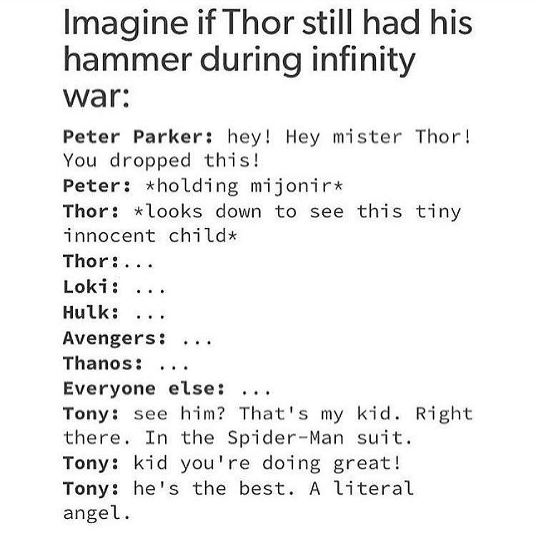 Avengers Fanfiction Peter