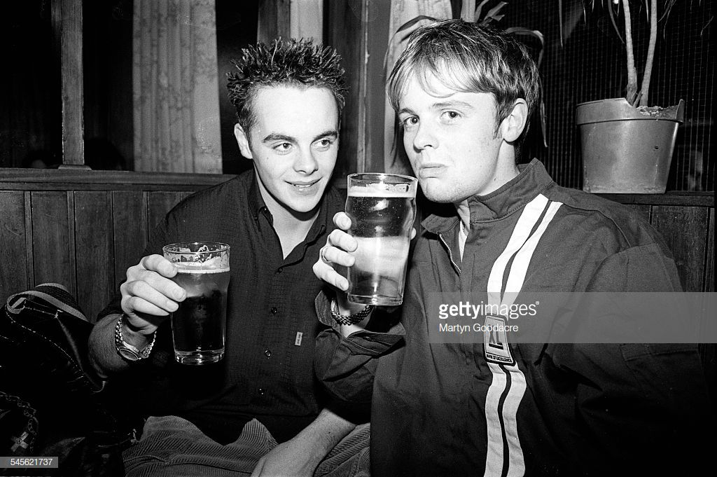 Ant and Dec Prompts - SHUT THE HELL UP!!! - Wattpad