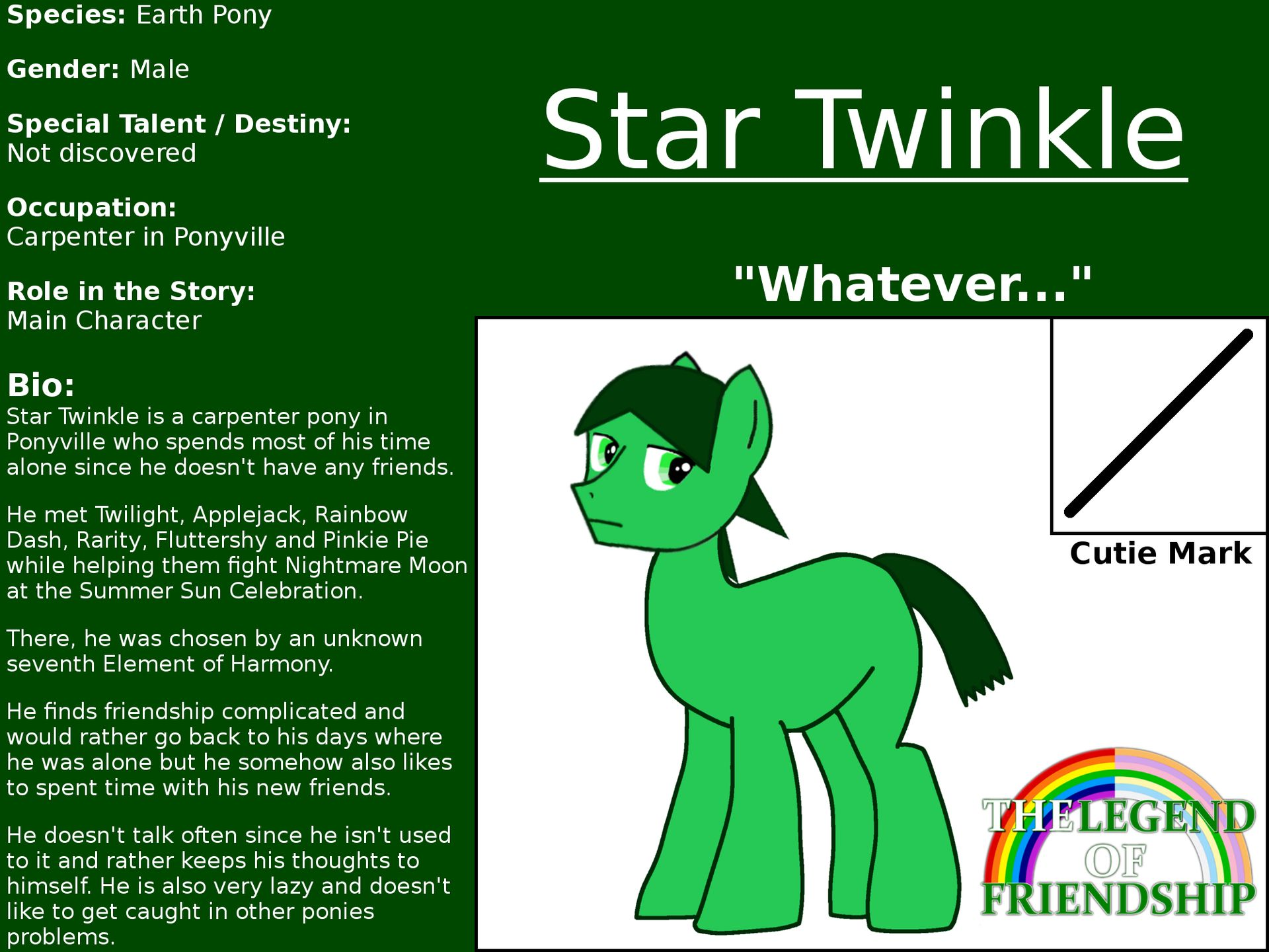 Oh Celestia Why My little pony t