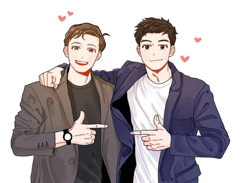 Starker One Shots Tony Stark X Peter Parker Friends High School