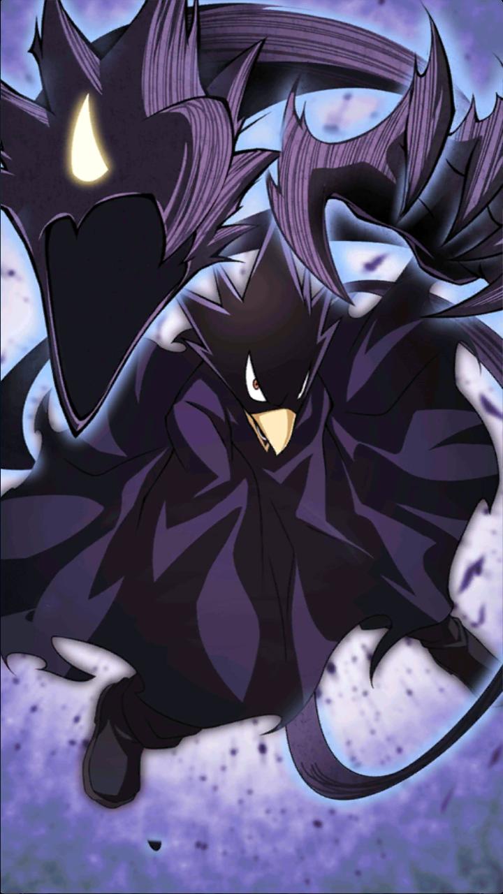 Boku No Hero Academia One Shots - Tokoyami Fumikage x Emo! Reader