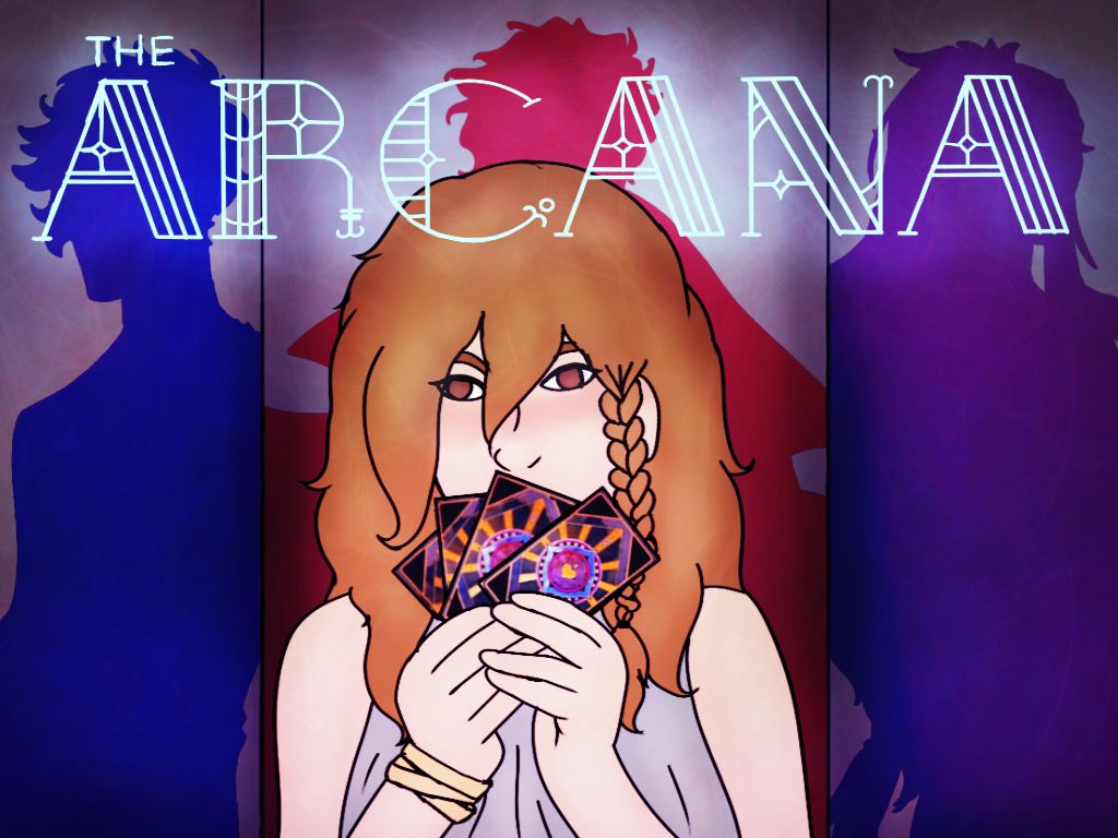 My 2018 Drawings - The Arcana stuff - Julian Devorak (and my