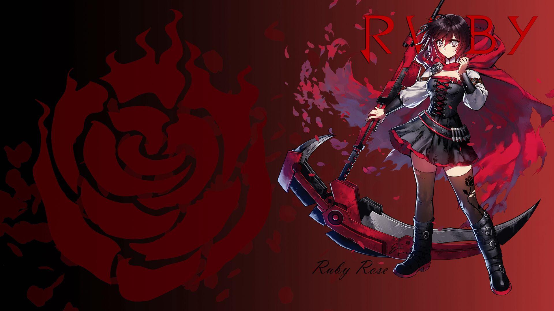 The Black Rose - Ruby Rose Bio - Wattpad