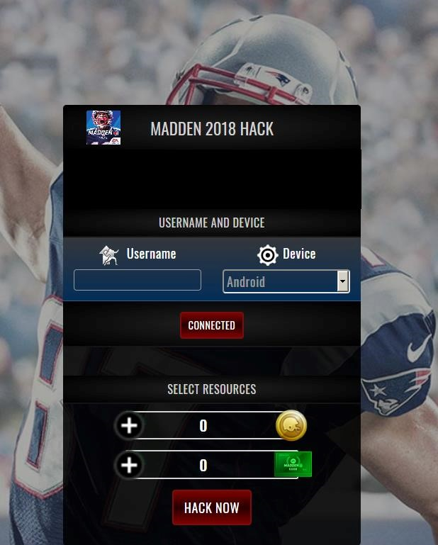 madden mobile hack without survey or download
