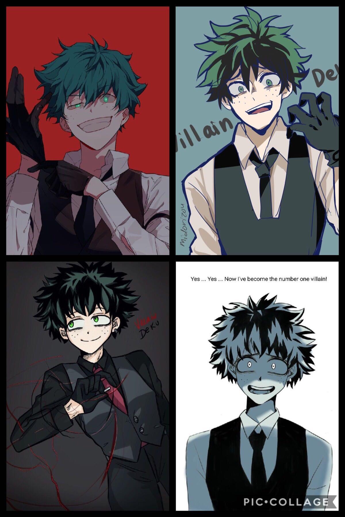 Oneshot book - Villain! Izuku Midoriya x Rina LEMON - Wattpad