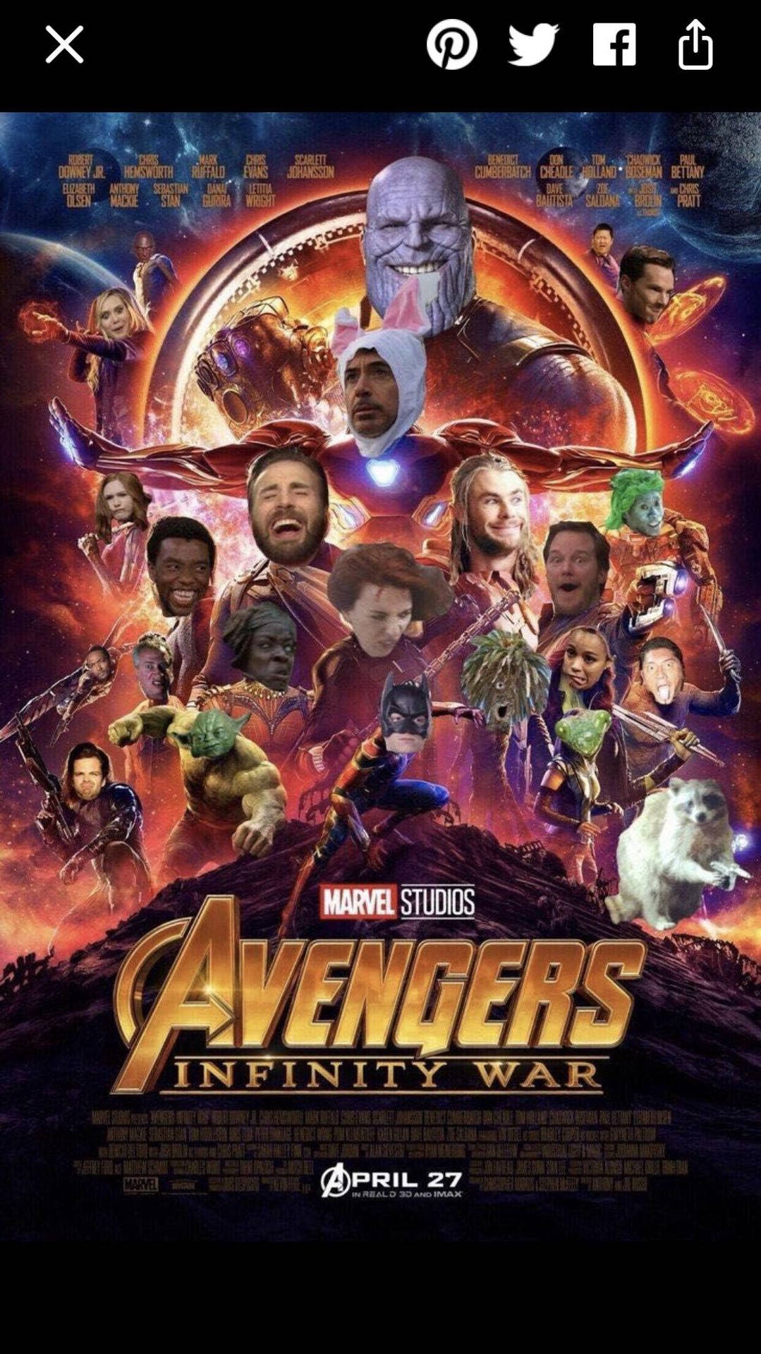 Avengers infinity war x reader one shots - Chatroom crack