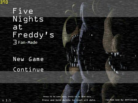 Nights at freddy s 2 ghidul fnaf 3 gt fan made page