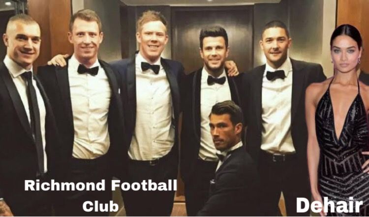 AFL & Cricket Imagines - Richmond Football Club - Wattpad