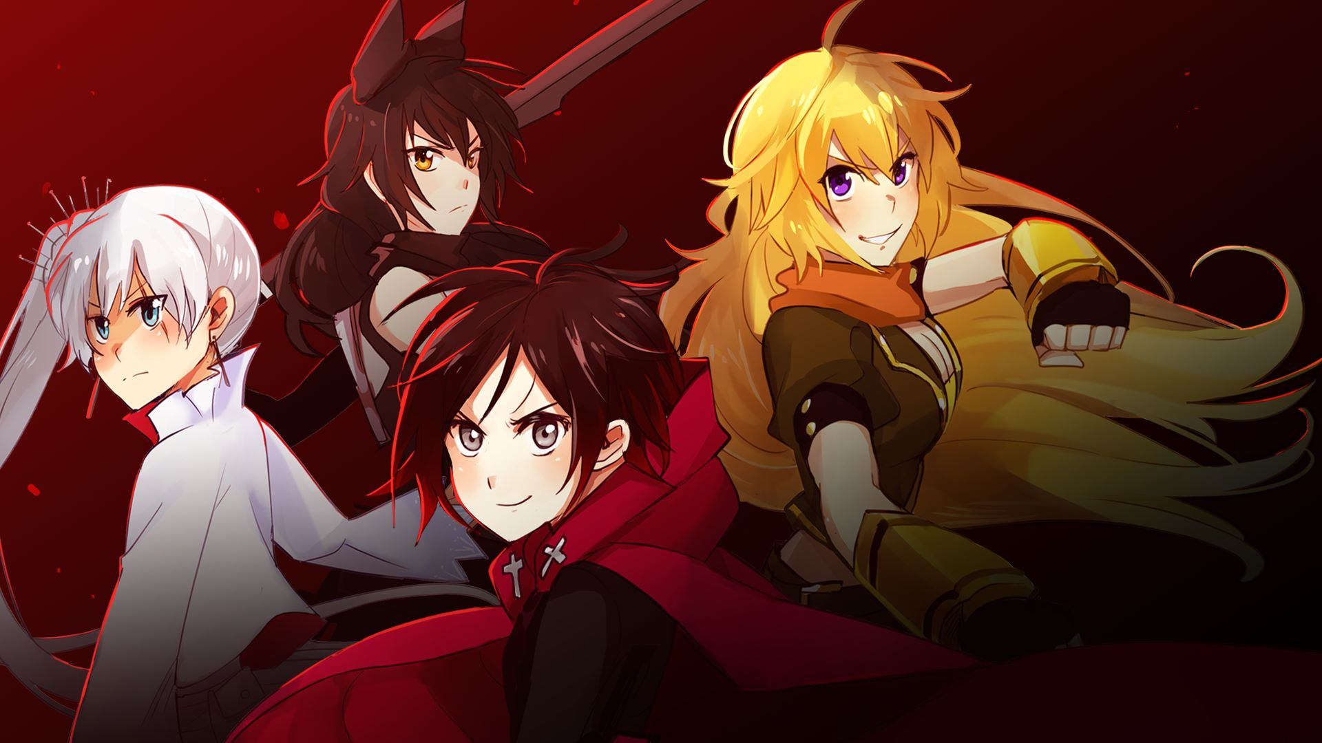Monster X Male Reader: Yandere Rwby X Male Reader – Epic HD