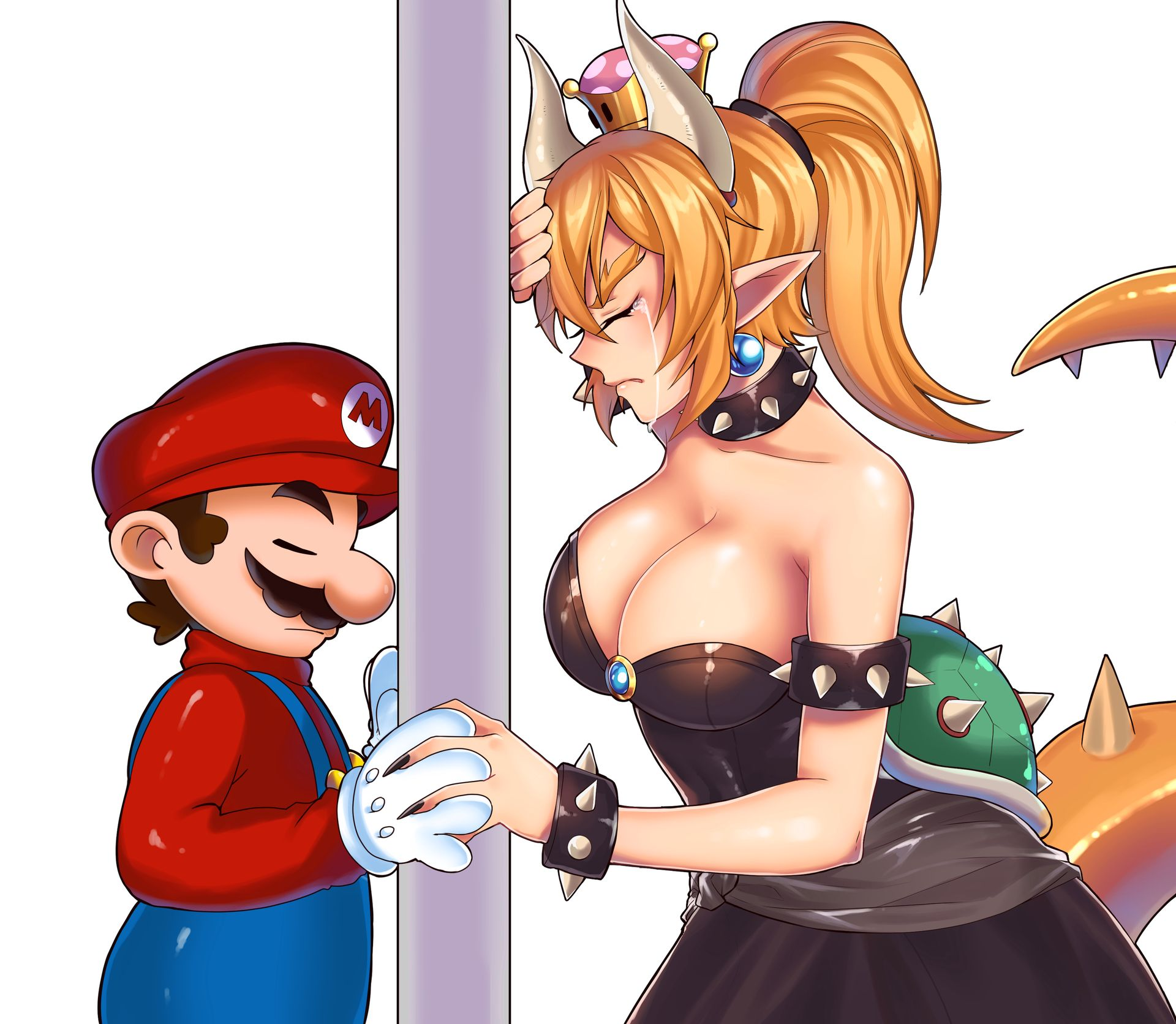 every heart  a bowsettemario fanfiction  chapter i
