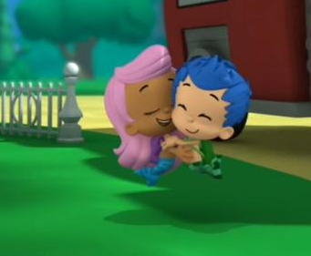 Bubble Guppies One Shots - Molly X Gil part 1 - Wattpad