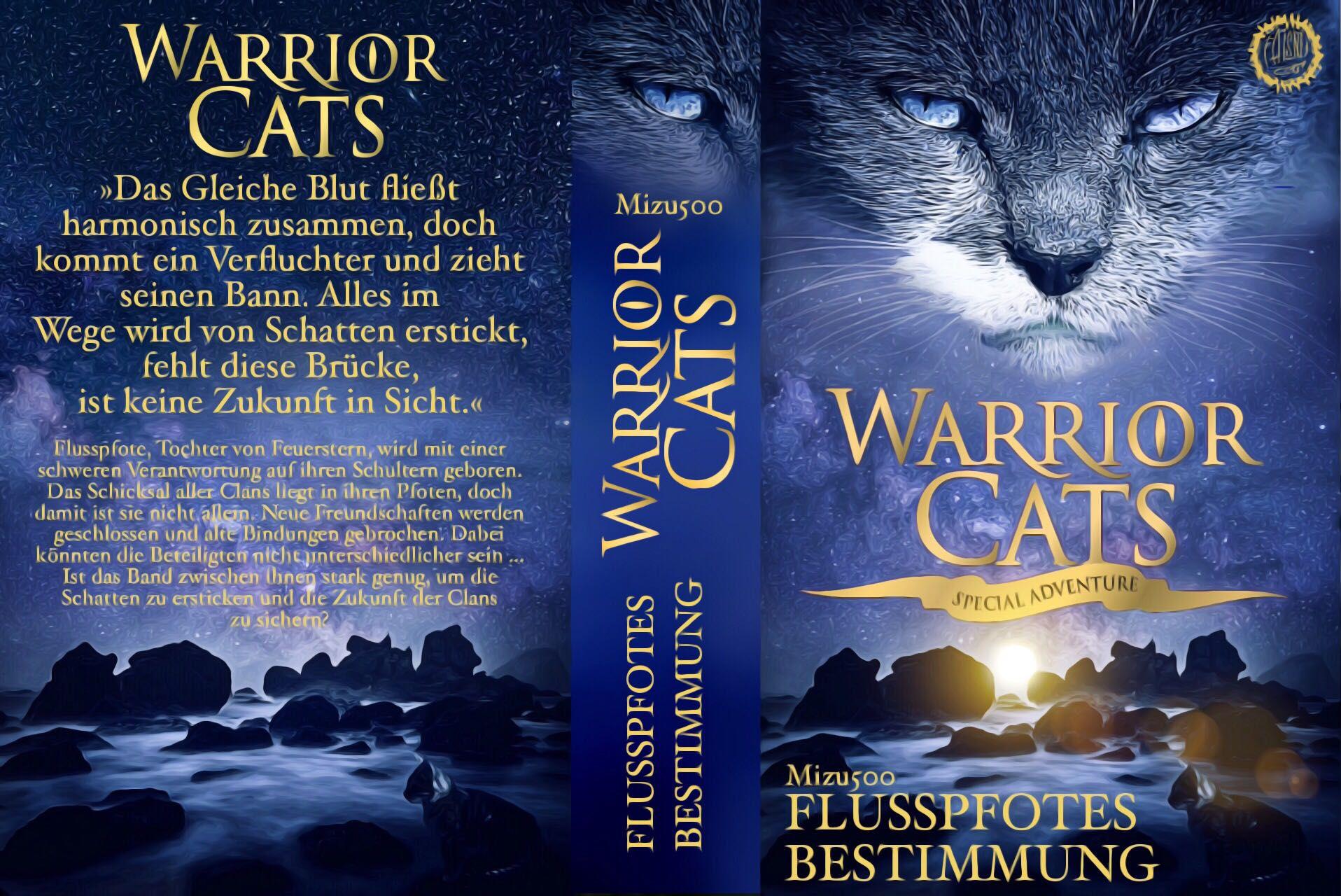warrior cats ausmalbilder feuerstern  malvorlagen