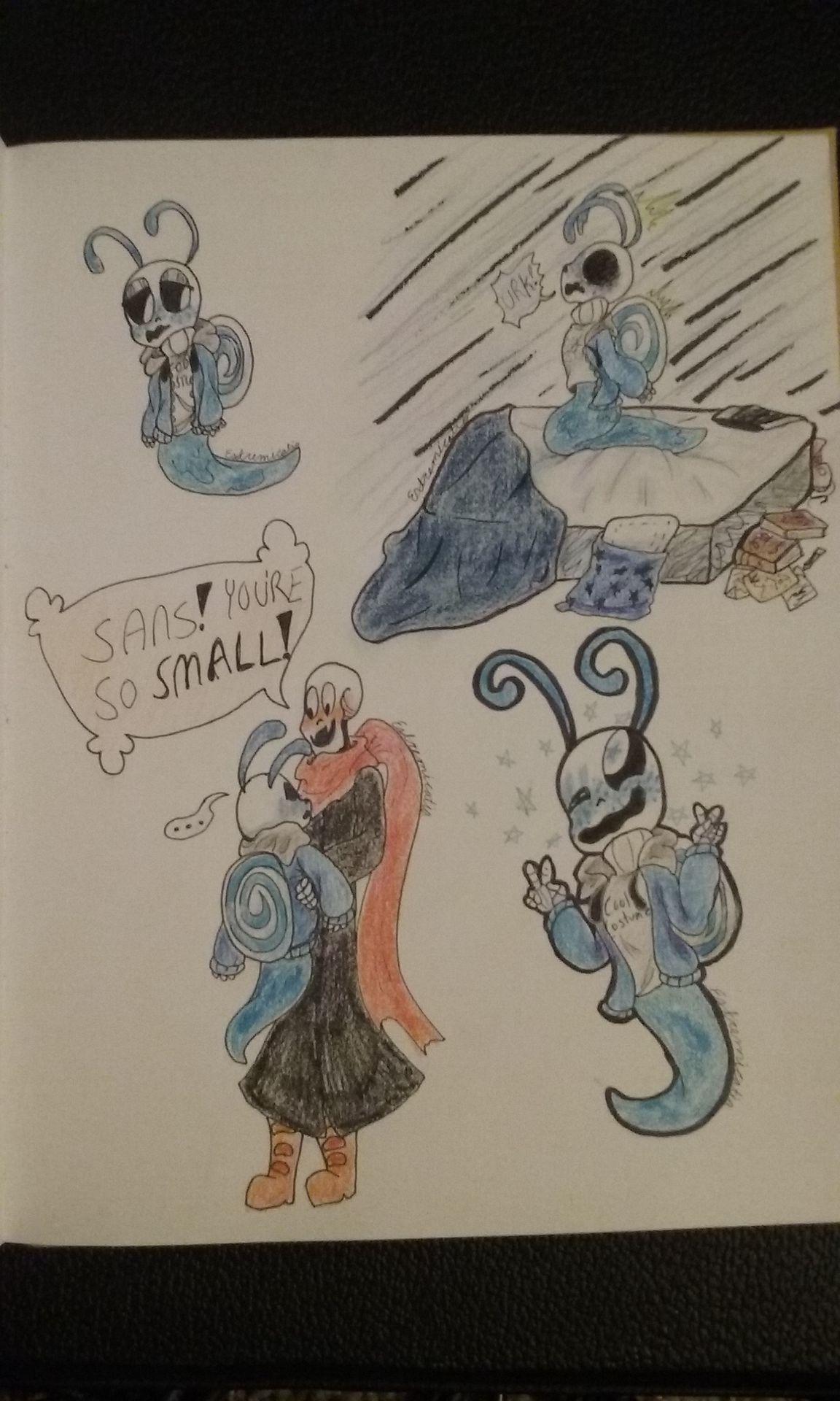 Undertale One-Shots - Snail Sans - Wattpad