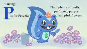 Ask And Dare Me And Happy Tree Friends On Hold Petunia