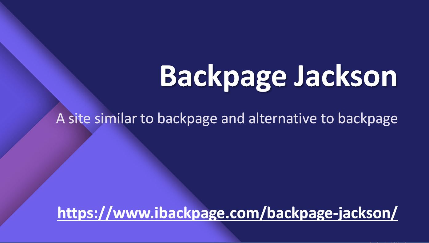 Jackson back page