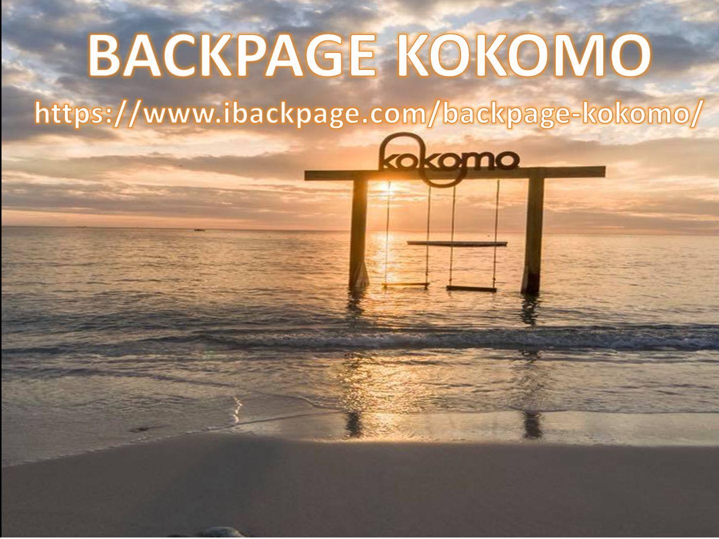 Kokomo backpage