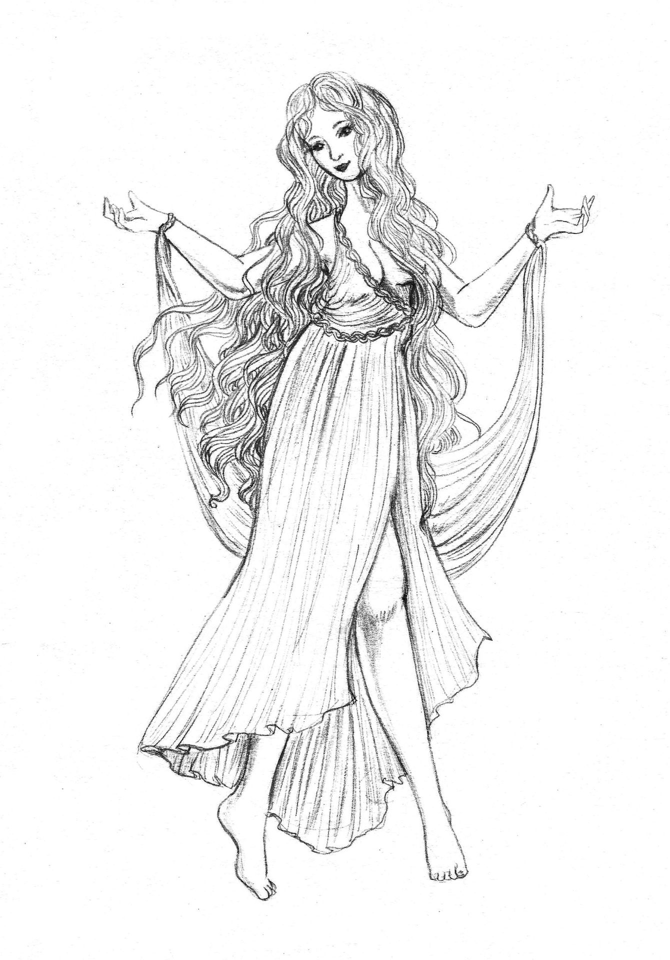 Ancient Obsessive Greek Love: Various Yandere Greek Gods/Goddesses X