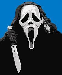 Slashers x reader one-shots {Book 2} - Ghostface x Mute! reader