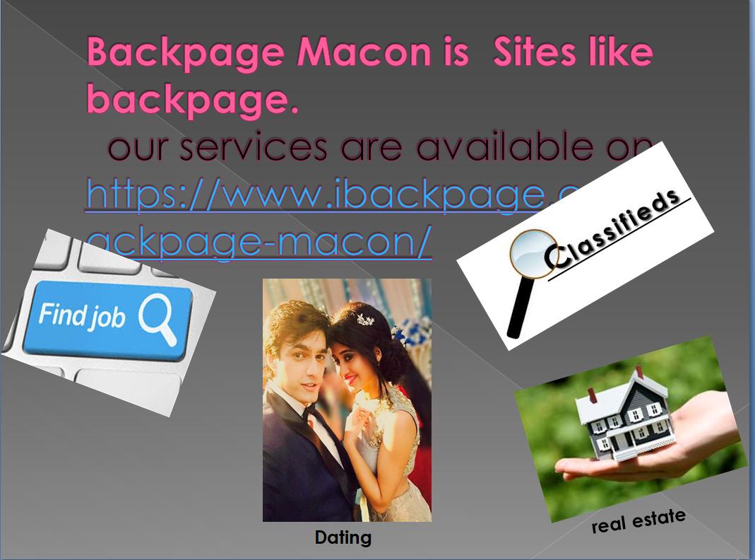 Back page macon georgia