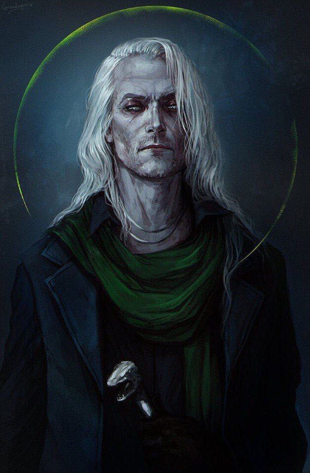 Potions Class | Draco Malfoy x Reader x Severus Snape| - Lucius