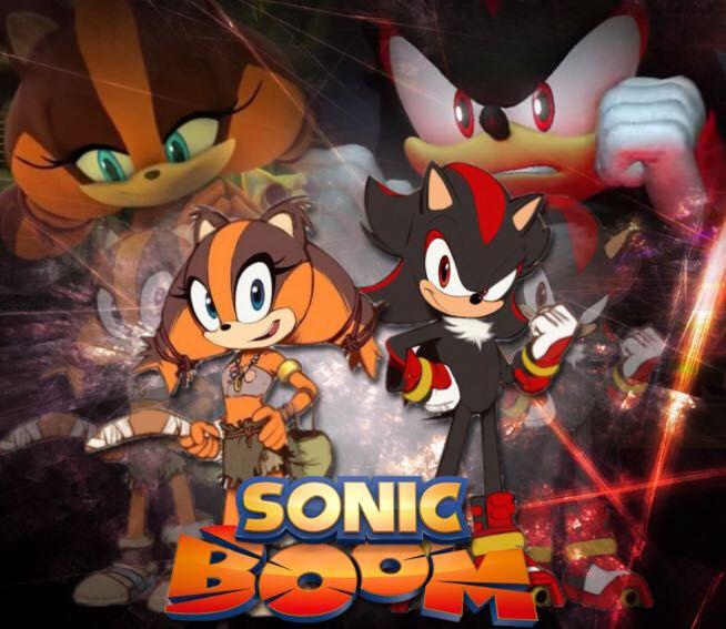 Sonic Boom Saved By Shadow Shadow X Sticks Love Story Saved By Shadow Wattpad