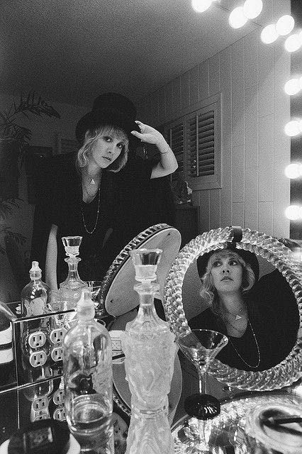 is stevie nicks lesbian