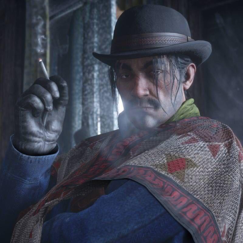 Red Dead Redemption 1 & 2 Oneshots - Javier Escuella x