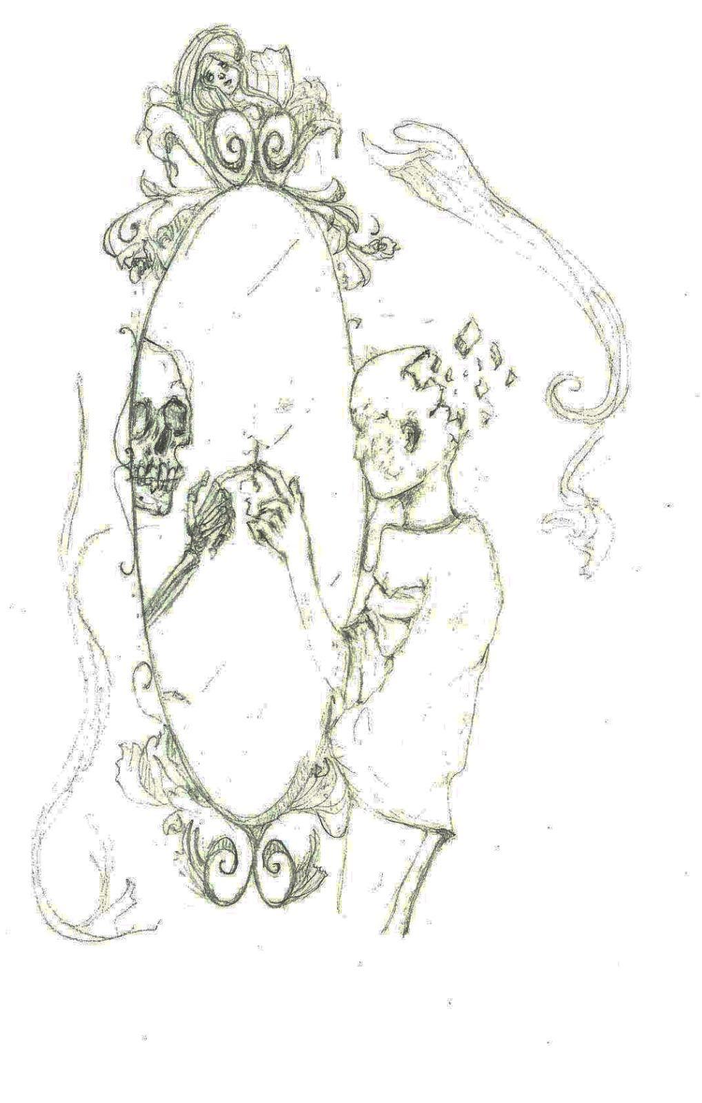 La Poésie Dun Cœur Brisé Entre Deux Miroirs Wattpad