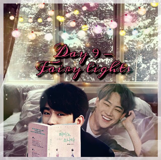 I smile for you - Day 9 - Fairy lights - Wattpad