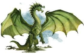 book 1 The Rowdy 7 Adventure - The child and the dragon