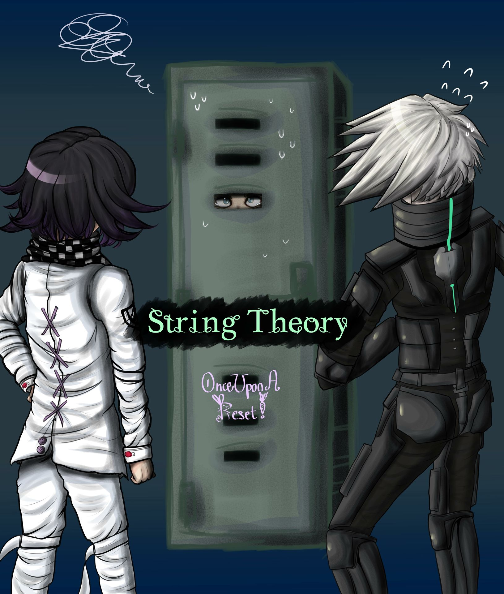 String Theory (Danganronpa V3 Fanfic) - 1 5 - I Know Nothing