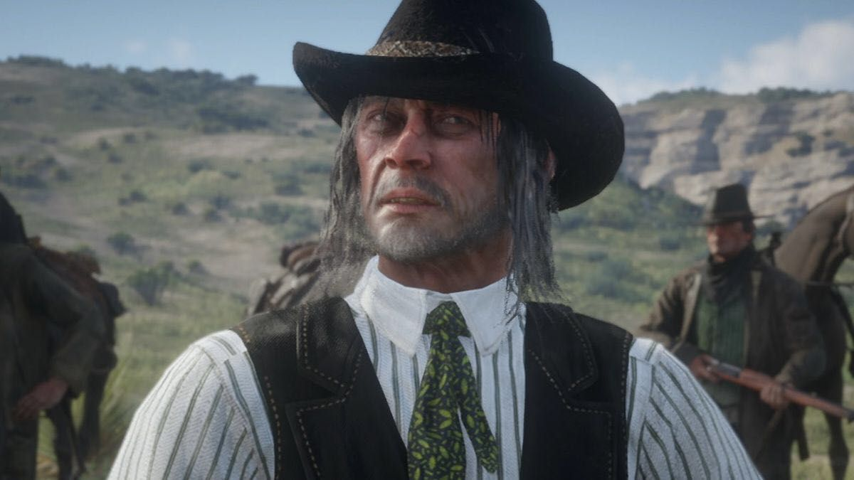 Red Dead Redemption 1 & 2 Oneshots - Colm O'Driscoll x